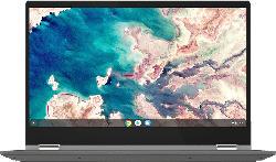 LENOVO IdeaPad Flex 5, Chromebook mit 13.3 Zoll Display, Celeron® Prozessor, 4 GB RAM, 64 GB eMMC, Intel UHD Grafik, Graphitgrau