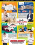 Möbel Borst Großer Jubiläums Verkauf - bis 22.09.2020
