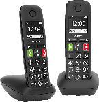 MediaMarkt GIGASET E290 DUO Schnurloses Telefon