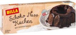 BILLA Schoko Nuss Kuchen