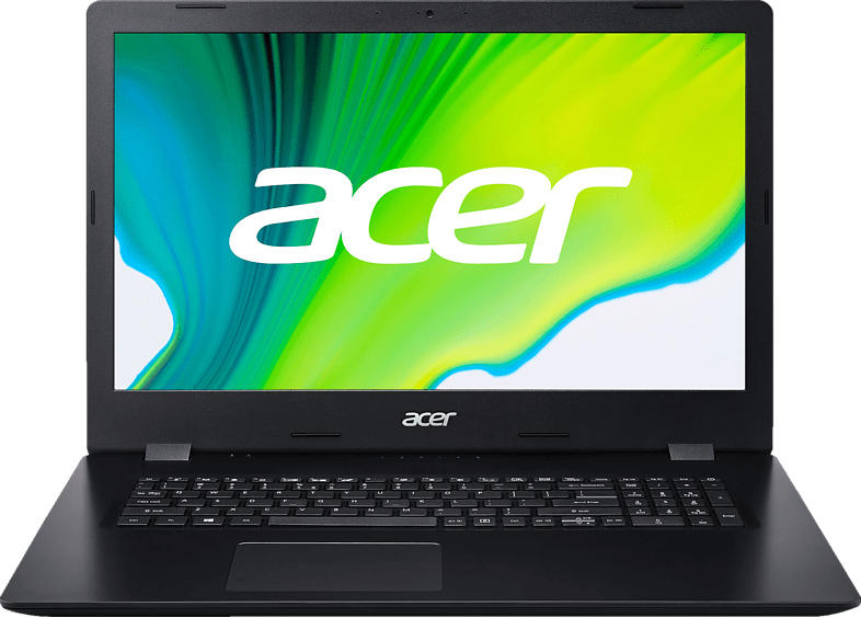 ACER Aspire 3 (A317-52-53EA), Notebook mit 17.3 Zoll Display, Core™ i5 Prozessor, 8 GB RAM, 1.000 GB SSD, Intel UHD Grafik, Schwarz