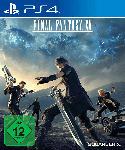 MediaMarkt Final Fantasy XV - [PlayStation 4]