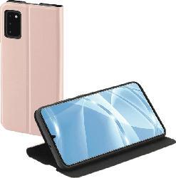 Booklet Single2.0 für Samsung Galaxy A31, Rosa