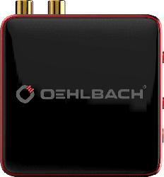 OEHLBACH BTR Evolution 5.0 Sender und Empfänger, Rot