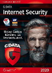 G DATA Internet Security 2020 3PC