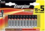 Conforama Batterien ENERGIZER AAA 20
