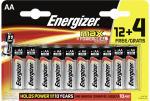 Conforama Batterien ENERGIZER AA 16