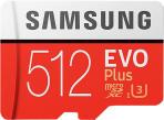Carte SD MB-MC512GA/EU SAMSUNG 512GB