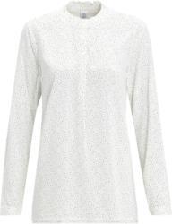 Damen Bluse mit gerüschtem Kragen (Nur online)