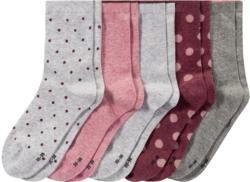 5 Paar Damen Socken in verschiedenen Dessins (Nur online)