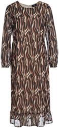 Damen Kleid mit tierischem Muster (Nur online)
