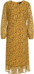 DamenKleid mit floralem Allover-Motiv