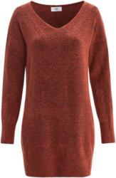 Damen Longpullover in Melange-Optik (Nur online)