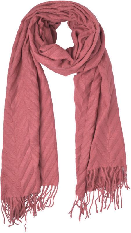 Damen Schal mit Fransen (Nur online)