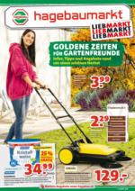 Hagebau Lieb Markt Flugblatt - gültig bis 19.9.