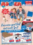 Roller Renovieren spart Geld und macht Spaß! - bis 12.09.2020