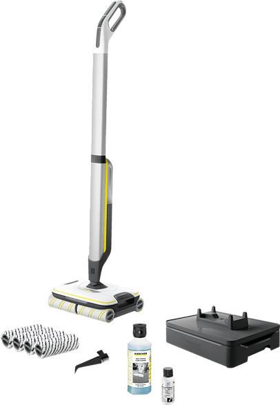 KÄRCHER 1.055-760.0 FC 7 Cordless Premium Hartbodenreiniger, Weiß