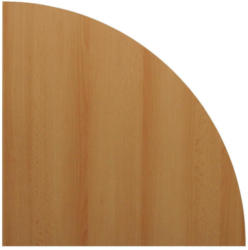 Eckverbindungsplatte in Holzwerkstoff 65/2,2/65 cm