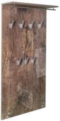 Garderobenpaneel 60/120,5/20,5 cm