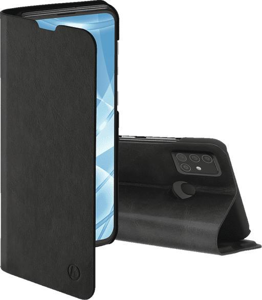 Schutzhülle Booklet Guard Pro für Samsung Galaxy A21s, Schwarz