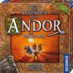 Media Markt KOSMOS Die Legenden von Andor - Die Bonus-Box Gesellschaftsspiel, Mehrfarbig