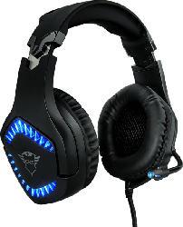 TRUST Trust Gaming GXT 460 Varzz Beleuchtetes Gaming-Headset Schwarz