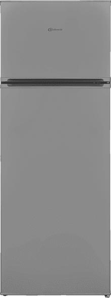 BAUKNECHT KDA 1420 S  Kühlgefrierkombination (A++, 173 kWh/Jahr, 1440 mm hoch, Edelstahloptik)