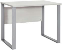 Schreibtisch B 90cm H 73,2cm Serie 1400, Lichtgrau