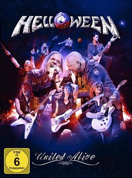 Helloween - United Alive [Blu-ray]