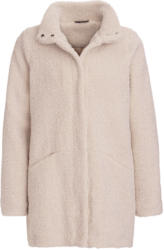 Damen Mantel aus Webpelz (Nur online)