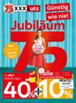 XXXLutz Müllerland - Ihr Möbelhaus in Görgeshausen XXXLutz XXXLutz 75 Jahre Jubiläum - bis 27.09.2020