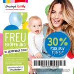 Ernsting's family Neueröffnung - bis 10.09.2020