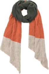Damen Schal mit Blockstreifen (Nur online)