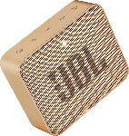 MediaMarkt JBL GO2 Bluetooth Lautsprecher, Champagner, Wasserfest