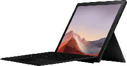 MICROSOFT Surface Pro 7, Convertible mit 12.3 Zoll Display, Core™ i5 Prozessor, 8 GB RAM, 256 GB SSD, Intel® Iris™ Plus Grafik, Matte Black