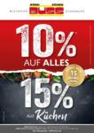 Möbel Buss Einrichtungshaus GmbH & Co. KG 10% auf Alles, 15% auf Küchen - bis 16.09.2020