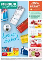 MERKUR Flugblatt 10.9. bis 16.9. Oberösterreich