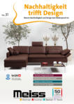 Möbel Meiss Nachhaltigkeit trifft Design - bis 15.10.2020
