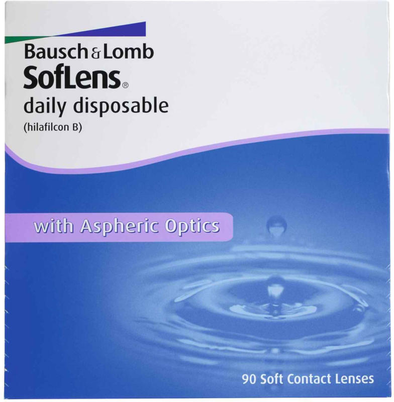 SofLens daily disposable 90 Linsen -