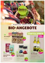 denn's Biomarkt Flugblatt gültig bis 22.9.