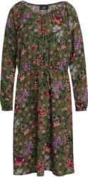 Damen Kleid mit floralem Allover-Motiv (Nur online)