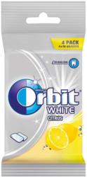 Orbit White Citrus 4er