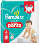 BILLA Pampers Baby Dry Pants Gr. 4 Einzelpack