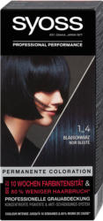 syoss Color Classic Permanente Coloration - Nr. 1-4 Blauschwarz