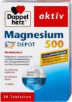 dm Doppelherz aktiv Magnesium 500 Tabletten