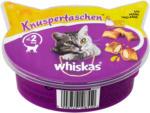 dm whiskas Knuspertaschen Katzensnack mit Huhn & Käse