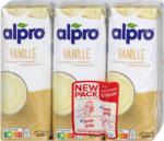 dm alpro Soya Vanille Drink 3er Pack