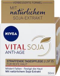 Nivea Vital Soja Anti-Age Straffende Tagespflege LSF 15