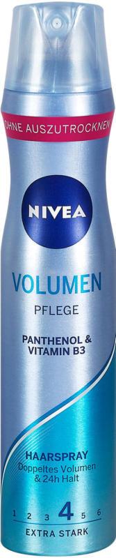Nivea Haarspray Volumen Pflege Extra Stark, 250 ml