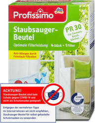 Profissimo Staubsauger-Beutel PR 30